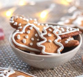My Gingerbread Men Recipe Aggie S Food Studio